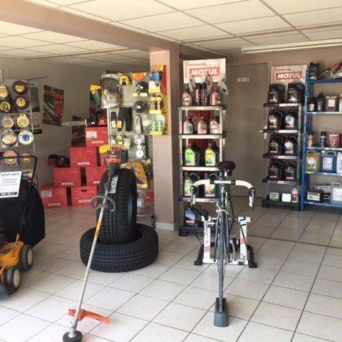 motoculture de plaisance à Villeréal